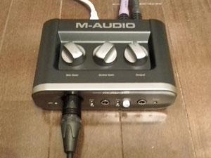 M_audio